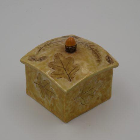 autumn acorn box
