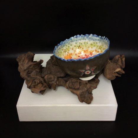 bronze star bowl